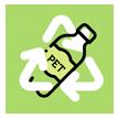recyceltes PET